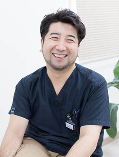 副院長:永尾 史徳